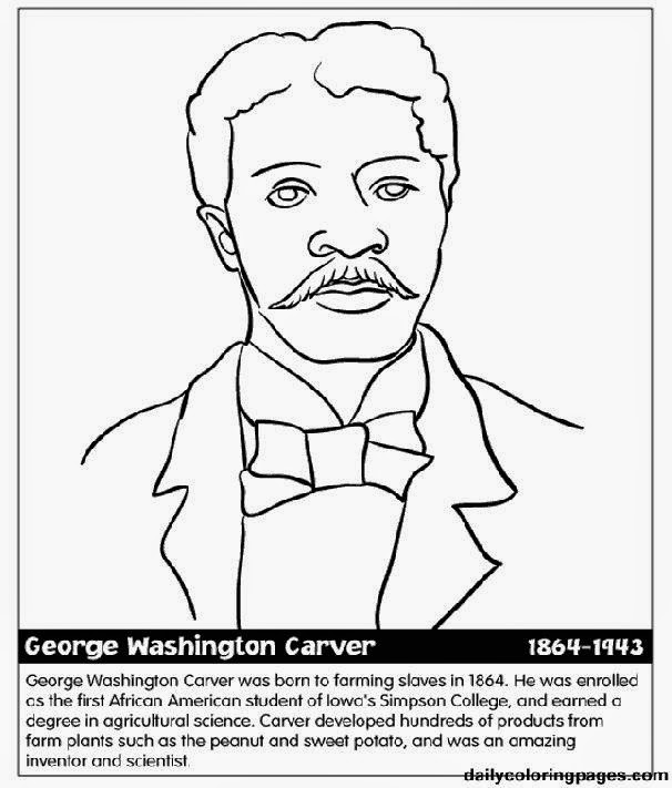 coloring pages for black history month - coloring pages black history month murderthestout