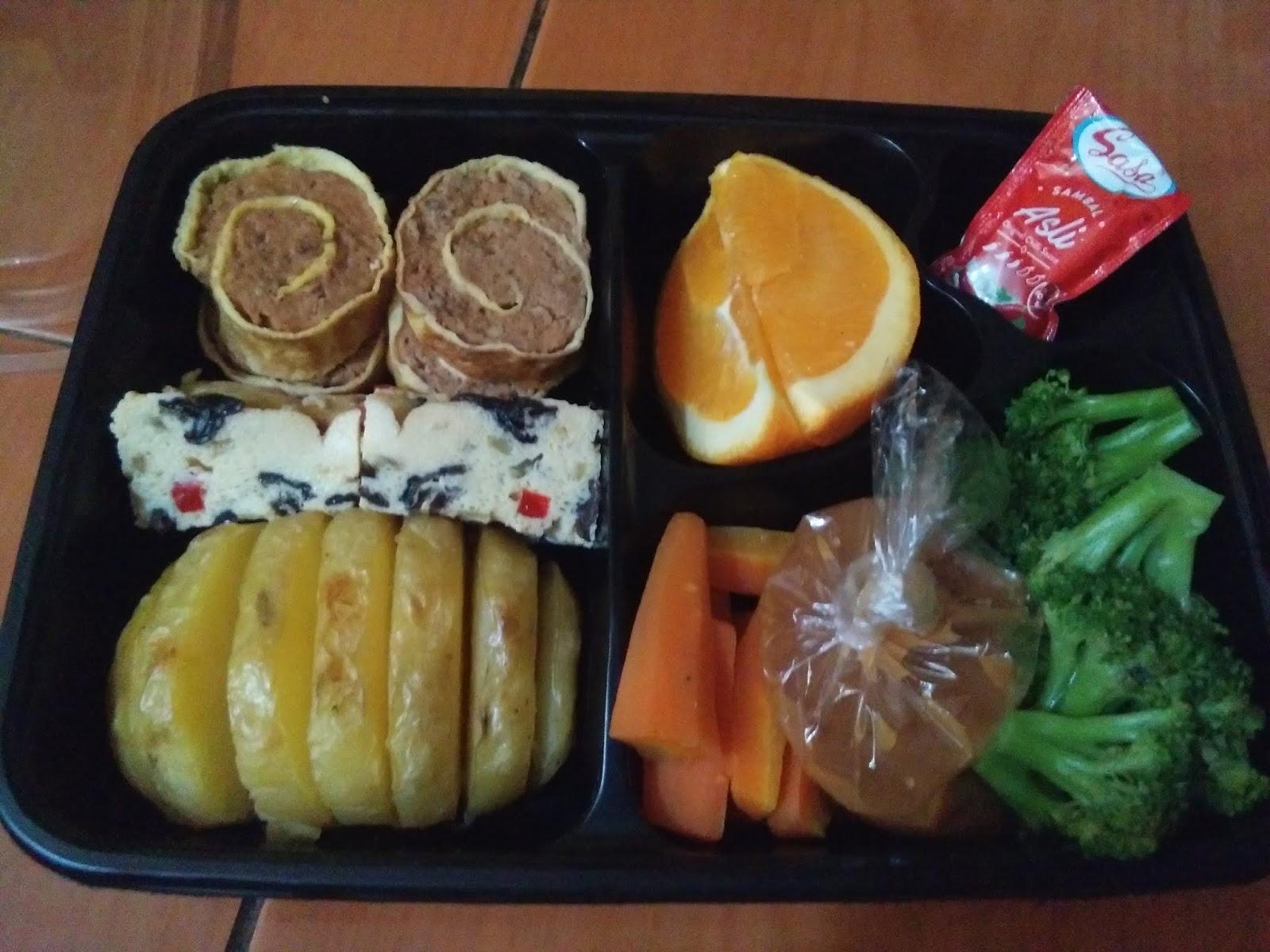 Beberapa Menu Makanan Diet Sehat Yang Enak