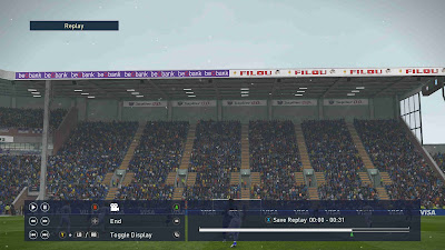 PES 2019 Stadium Jupiler Pro League Boards by Buzzy