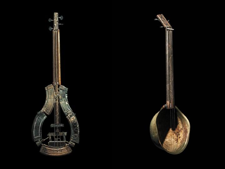 Pedro Reyes. Музыкальное оружие 12