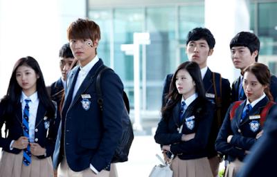 judul drama korea bertema sekolahan cinta romantis