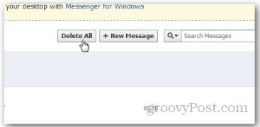 How to Delete Multiple Messages on Facebook