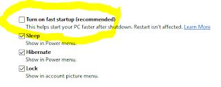 windows 10,shutdown,sleep