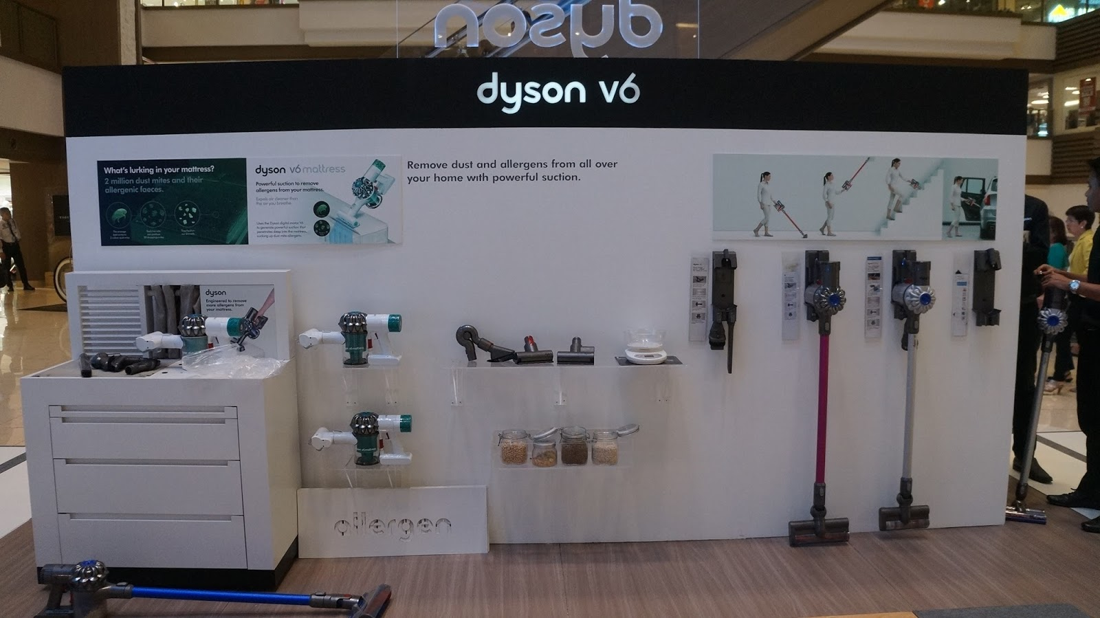 Dyson Exposes The Unseen At Its Media Launch Wazzup