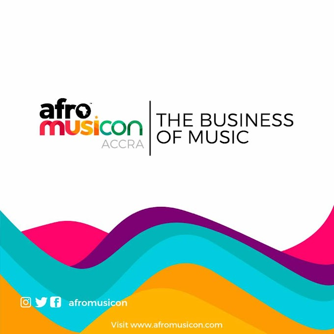 Technology Meets Music at AfroMusicon Accra