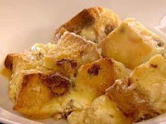 This Italian Life Auntie Pasta Panettone Bread Pudding