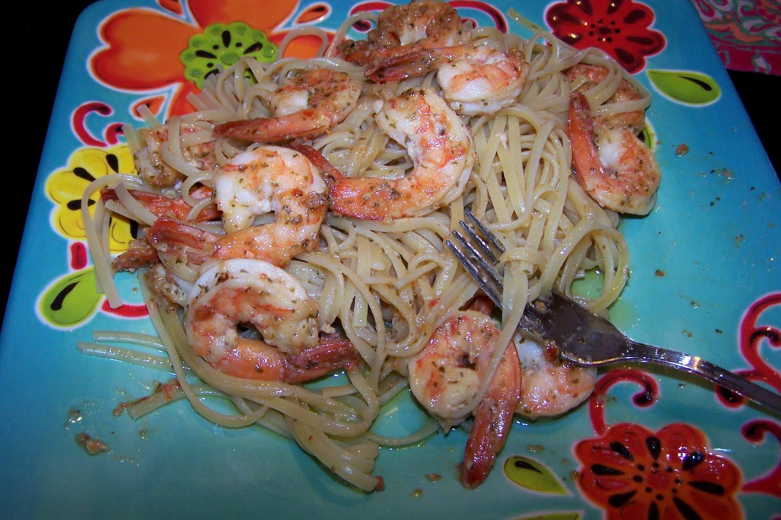 Ina Garten Shrimp Linguine Breaking The Recipe Rut Shrimp Scampi
