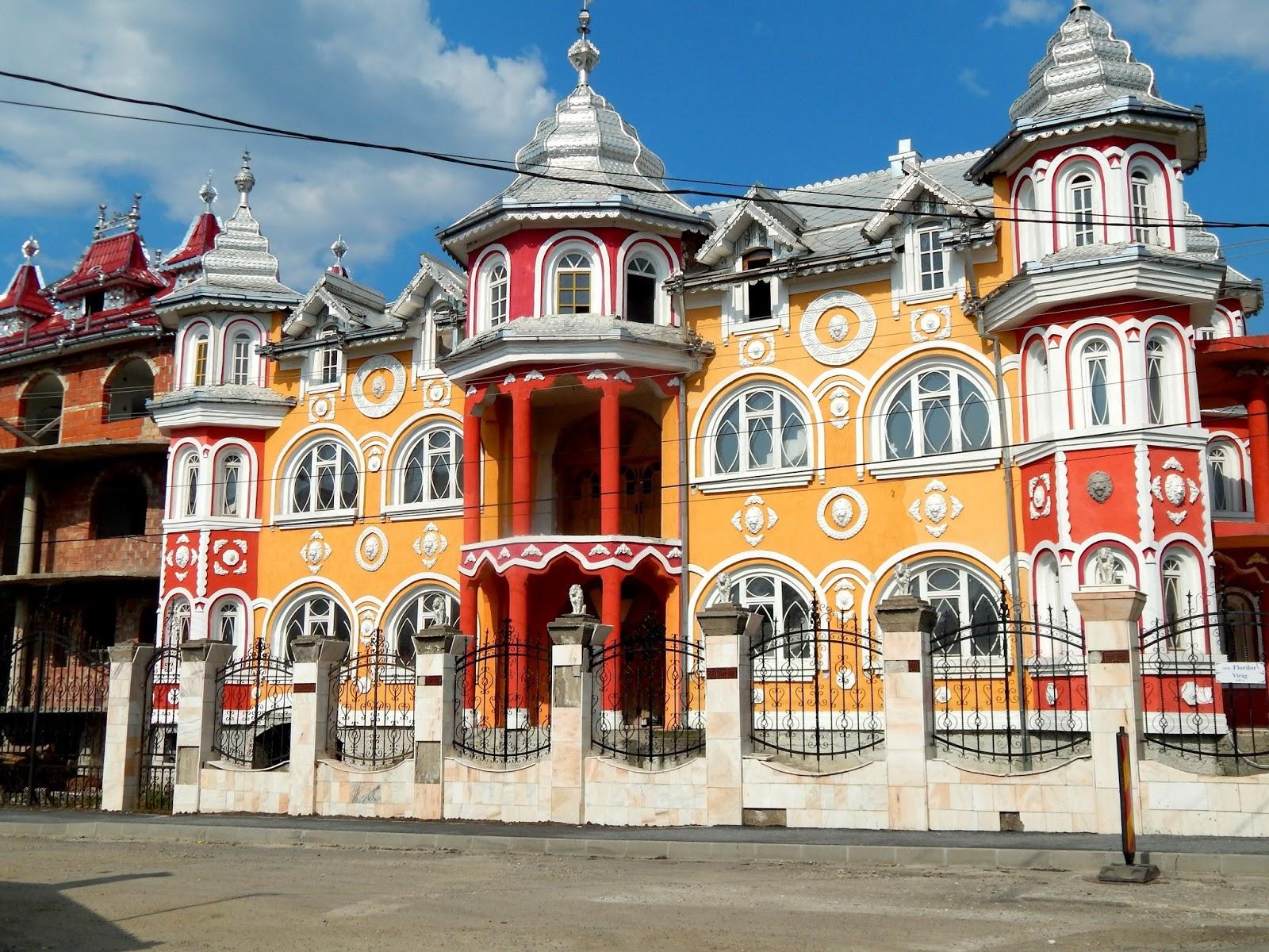 Rumunské domečky