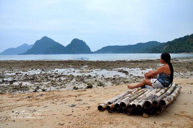Corong-Corong Beach, El Nido, Palawan