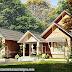 Truss roof home desigm