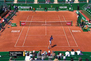 ATP Monte Carlo Eutelsat 7A/7B Biss Key 17 April 2019