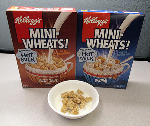 Kellogg's Mini-Wheats #TryItHot Mission Aims to Warm Up Canada #Review #Kellogger