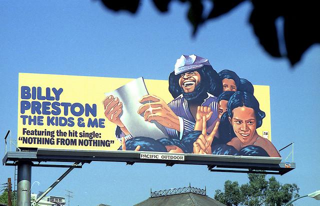 24 Amazing Vintage Music Billboards on Sunset Boulevard