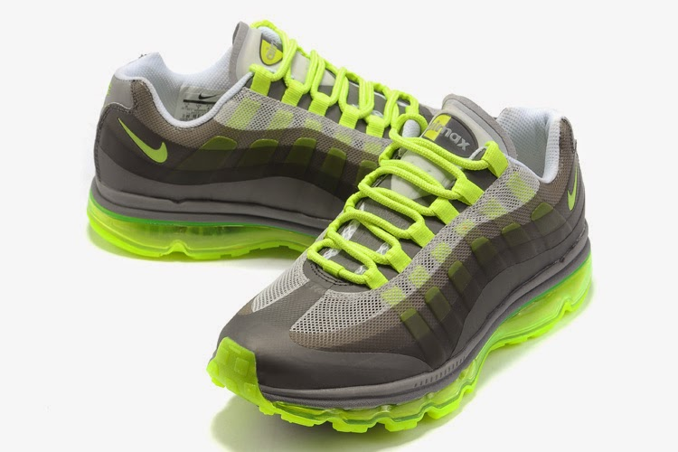 official photos 6e715 1d04f TRINI SNEAKERS: Nike Air Max 95