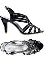 Sandale elegante cu barete finute