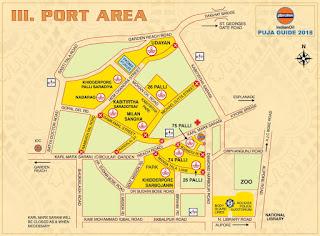 Port Area Map