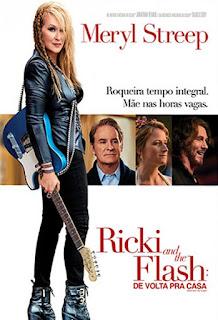 Ricki and the Flash: De Volta Pra Casa - BDRip Dual Áudio