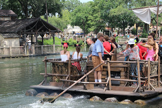 Tom Sawyer Island (2) - FrontierLand - Magic Kingdom - Walt Disney World - Orlando, Florida