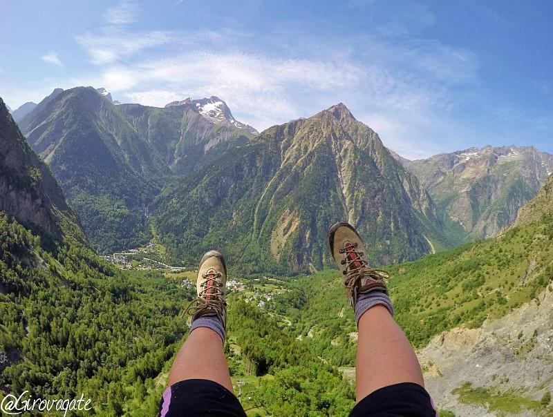 Les deux Alpes parapendio