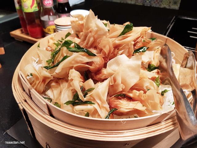 Deep Fried Wanton Dumplings
