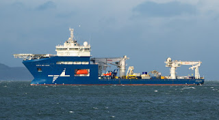North Sea Giant. Foto: Rossographer. Via Wikimedia. Lisens: CC-by-sa-2.0