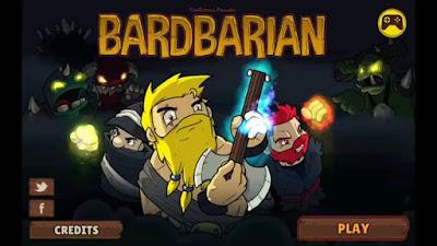 لعبة Bardbarian Golden Axe Edition مهكرة للأندرويد، لعبة Bardbarian Golden Axe Edition كاملة للأندرويد