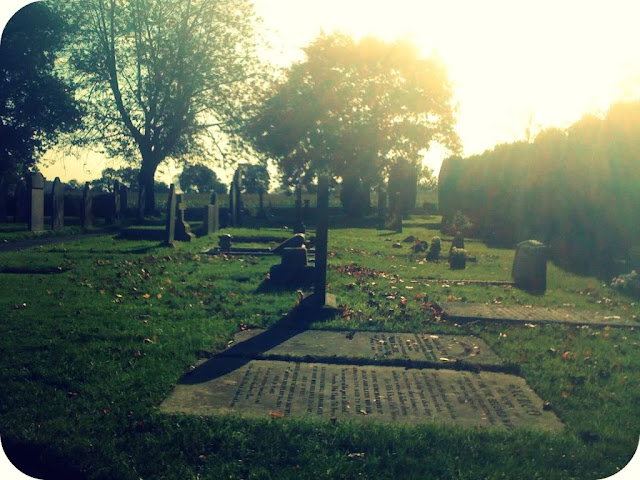 Siddington Churchyard