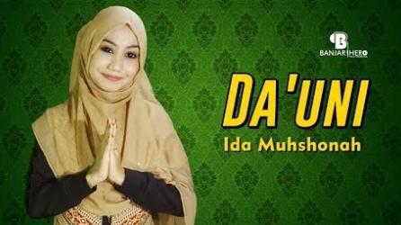 Download Lagu Ida Mushonah Da'uni Mp3 Sholawat Terbaru 2018,Ida Mushonah, Album Religi, Lagu Religi, Lagu Cover,