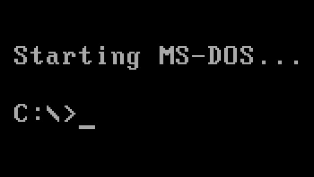 Understanding DOS (Disk Operating System)