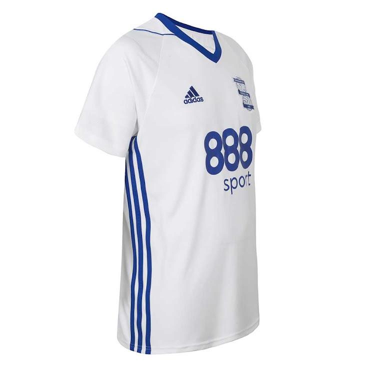 db6ea825fa3 Birmingham City 17-18 Home   Away Kits Released - Footy Headlines