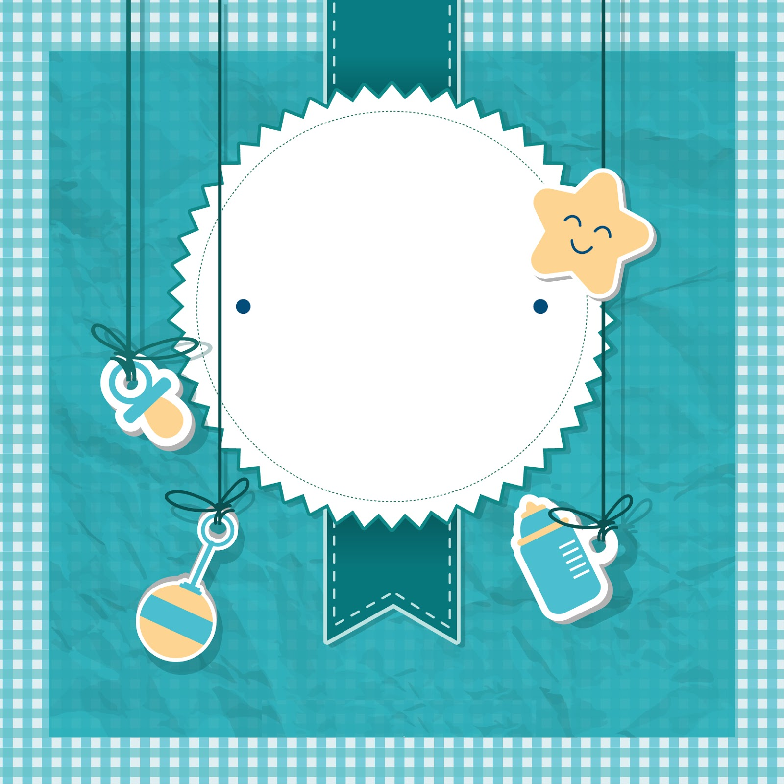 La Super Mamy: Invitaciones Baby shower para whatsapp