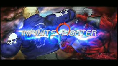 Game fighting yang saya dapatkan berkat info dari seorang teman Game:  Infinite Fighter apk + obb