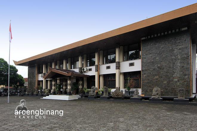 gedung balai pelestarian peninggalan purbakala BP3 yogyakarta