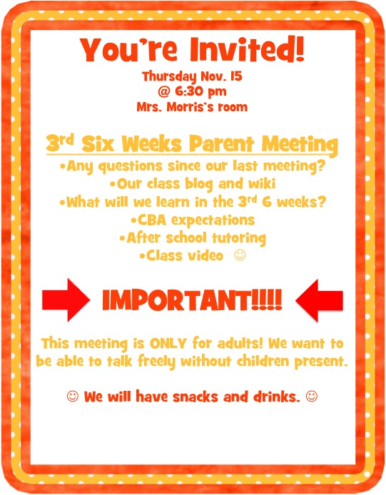 Creative Tuesday 4 Parent Meetings on Preschool Graduation Letter To Children