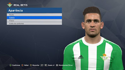 Sanabria - Real Betis