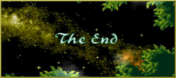 Seiken Densetsu 3 - Banner horizontal Ending
