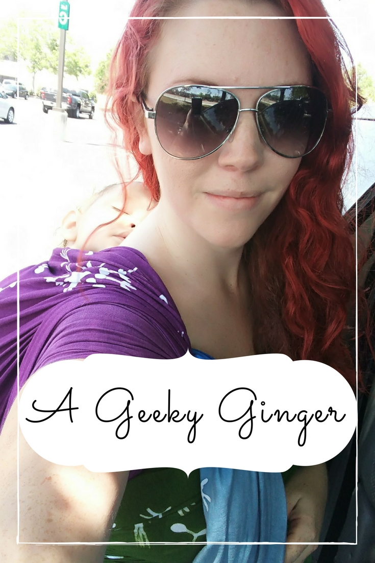 One Year Blogiversary with A Geeky Ginger