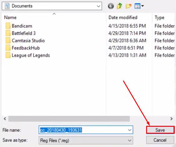 Windows Registry Error Problem