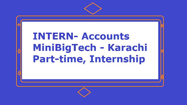 INTERN- Accounts