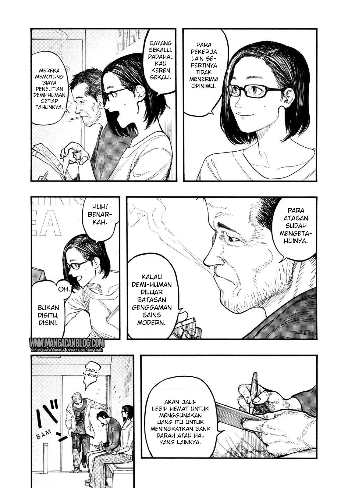 Dilarang COPAS - situs resmi www.mangacanblog.com - Komik ajin 046 - selamat pagi, sampai jumpa besok 47 Indonesia ajin 046 - selamat pagi, sampai jumpa besok Terbaru 14|Baca Manga Komik Indonesia|Mangacan