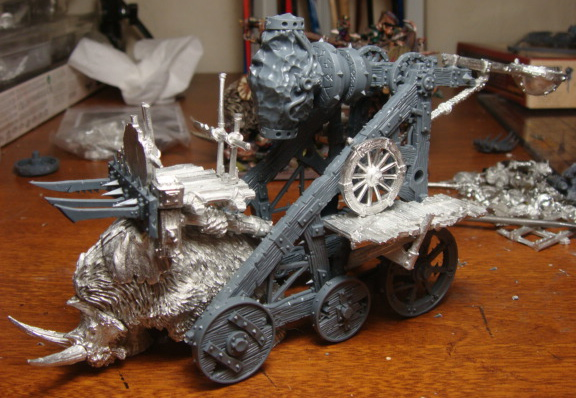 You Magnificent Bastards: Converted scraplauncher for Acon '11