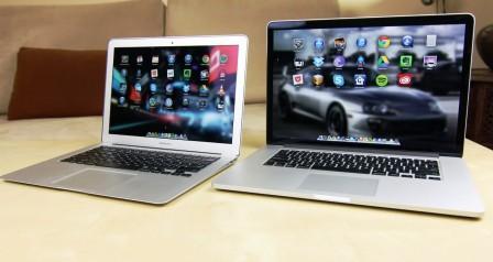 Mau tau Perbedaan Macbook Air dan Macbook Pro