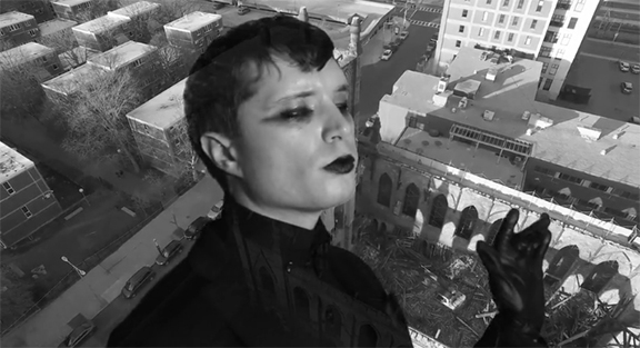"""See Decorum- """"Near Gone"""" - Video Is their visual homage to the Smashing Pumpkin's Disarm Video"""