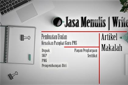 Jasa Menulis   Write