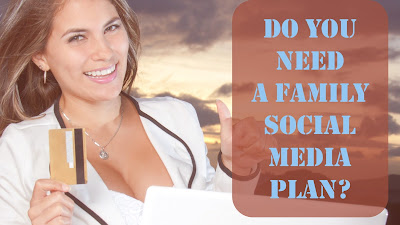 Should wealthy families have a social media plan?