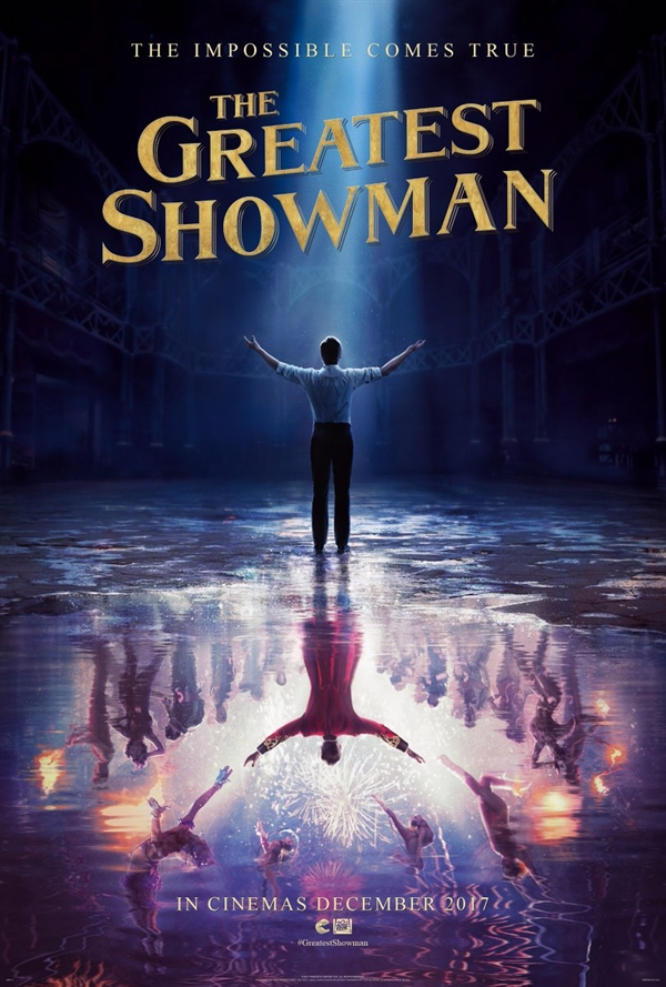 The Greatest Showman (2017) Official Poster