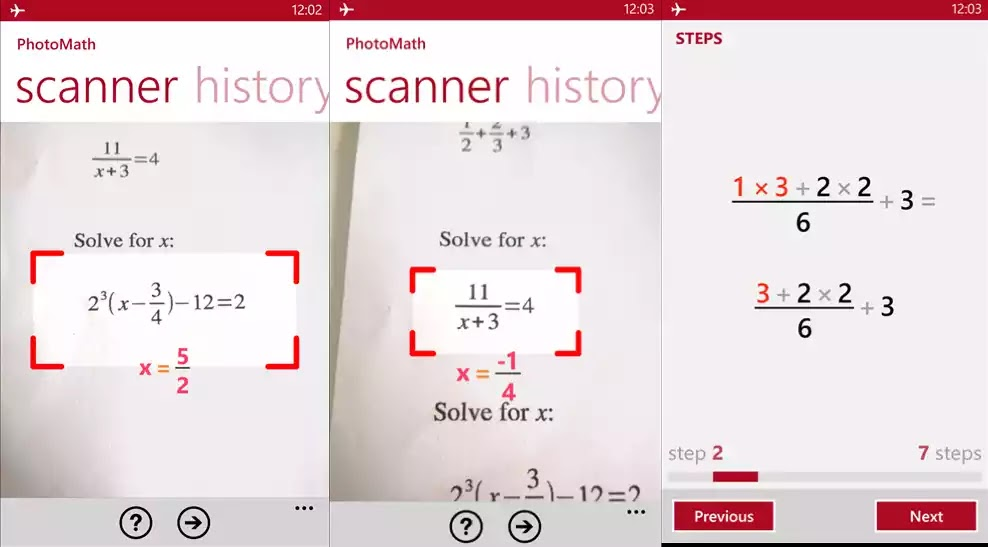 Photomath APK 6.10.0 Download for Android – Download Photomath ...   547x988