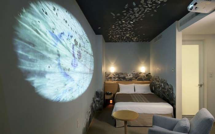 No. 23 – Park Hotel Tokyo Artist Room 'Haiku' designed by Reiko Fujinami