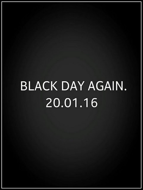 Black Day Again 20/01/16