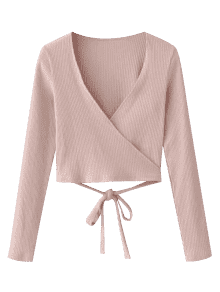 Open Shoulder Sweter
